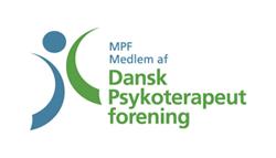 Logo for Dansk Psykoterapeut forening